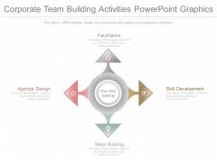 Corporate Team Building Activities Powerpoint Graphics