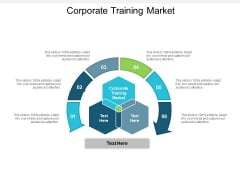Corporate Training Market Ppt PowerPoint Presentation Outline Structure Cpb