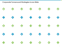Corporate Turnaround Strategies Icons Slide Ppt File Pictures PDF