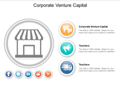 Corporate Venture Capital Ppt Powerpoint Presentation Professional Visuals Cpb