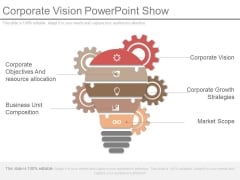 Corporate Vision Powerpoint Show