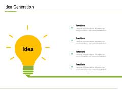 Corporate Wellness Consultant Idea Generation Guidelines PDF
