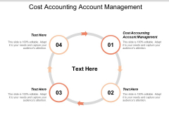 Cost Accounting Account Management Ppt PowerPoint Presentation Layouts Format Cpb