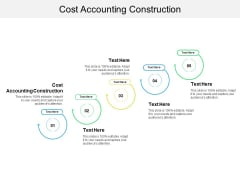 Cost Accounting Construction Ppt PowerPoint Presentation Slides Shapes Cpb