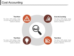 Cost Accounting Ppt Powerpoint Presentation Infographic Template Ideas Cpb