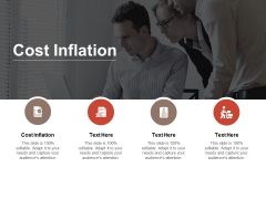 Cost Inflation Ppt PowerPoint Presentation Ideas Cpb Pdf