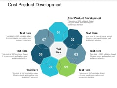 Cost Product Development Ppt Powerpoint Presentation Model Example Introduction Cpb
