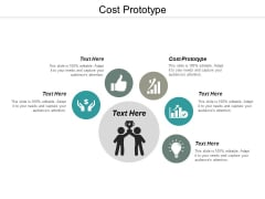 Cost Prototype Ppt PowerPoint Presentation Layouts Ideas Cpb
