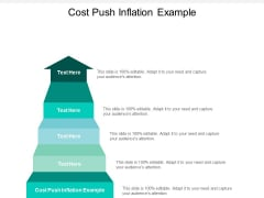 Cost Push Inflation Example Ppt PowerPoint Presentation Ideas Clipart Images Cpb