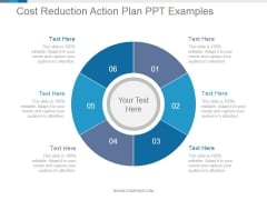 Cost Reduction Action Plan Ppt PowerPoint Presentation Background Image
