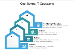 Cost Saving IT Operations Ppt PowerPoint Presentation Slides Samples Cpb