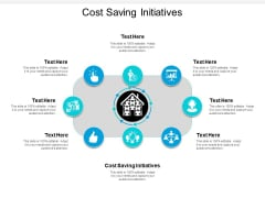 Cost Saving Initiatives Ppt PowerPoint Presentation Professional Designs Download Cpb