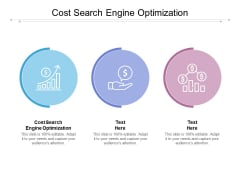 Cost Search Engine Optimization Ppt PowerPoint Presentation Inspiration Background Cpb