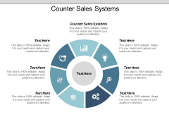 Counter Sales Systems Ppt PowerPoint Presentation Professional Summary