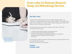 Cover Letter For Business Research Design And Methodology Services Microsoft PDF
