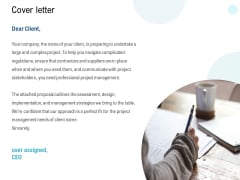 Cover Letter Management Ppt PowerPoint Presentation Professional Graphic Images