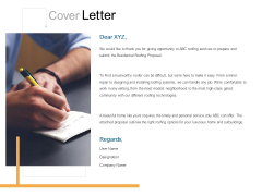 Cover Letter Marketing Strategy Ppt PowerPoint Presentation Icon Outfit