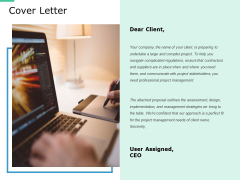 Cover Letter Technology Ppt PowerPoint Presentation Model Graphics