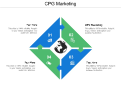 Cpg Marketing Ppt Powerpoint Presentation Show Slide Cpb
