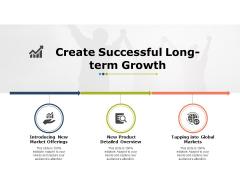 Create Successful Long Term Growth Ppt PowerPoint Presentation Gallery Smartart