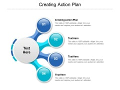 Creating Action Plan Ppt PowerPoint Presentation Styles Clipart Images Cpb