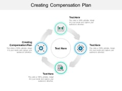 Creating Compensation Plan Ppt PowerPoint Presentation Slides Tips Cpb