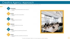 Creative Agency Approach Building Brand Introduction PDF