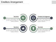 Creditors Arrangement Ppt PowerPoint Presentation Summary Show Cpb