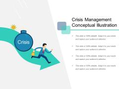 Crisis Management Conceptual Illustration Ppt PowerPoint Presentation Ideas Professional PDF