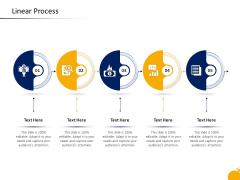 Crisis Management Program Presentation Linear Process Ppt Gallery Design Templates PDF