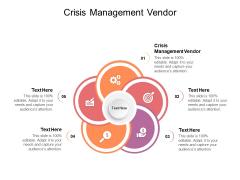 Crisis Management Vendor Ppt PowerPoint Presentation Portfolio Portrait Cpb