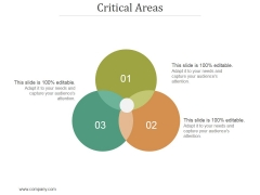 Critical Areas Ppt PowerPoint Presentation Clipart