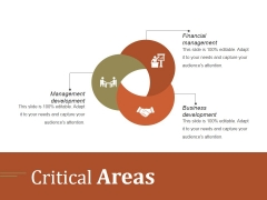 Critical Areas Ppt PowerPoint Presentation Design Ideas