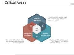 Critical Areas Ppt PowerPoint Presentation Images