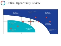 Critical Opportunity Review Ppt PowerPoint Presentation Summary Example Topics