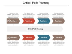 Critical Path Planning Ppt PowerPoint Presentation File Styles Cpb Pdf