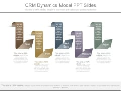 Crm Dynamics Model Ppt Slides