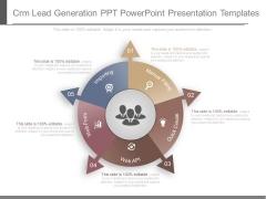 Crm Lead Generation Ppt Powerpoint Presentation Templates