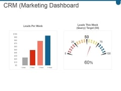 Crm Marketing Dashboard Ppt PowerPoint Presentation File Guidelines