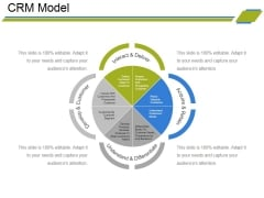 Crm Model Ppt PowerPoint Presentation Summary Gallery