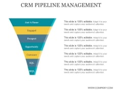 Crm Pipeline Management Ppt PowerPoint Presentation Styles