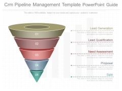 Crm Pipeline Management Template Powerpoint Guide