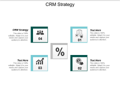 Crm Strategy Ppt PowerPoint Presentation Inspiration Maker Cpb