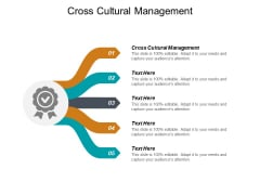 Cross Cultural Management Ppt PowerPoint Presentation Outline Graphics Pictures Cpb