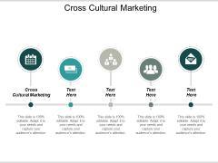 Cross Cultural Marketing Ppt PowerPoint Presentation Inspiration Deck Cpb
