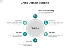 Cross Domain Tracking Ppt PowerPoint Presentation Inspiration Icon Cpb