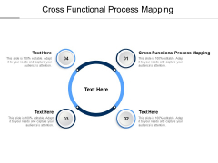 Cross Functional Process Mapping Ppt PowerPoint Presentation Styles Deck Cpb