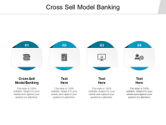 Cross Sell Model Banking Ppt PowerPoint Presentation Icon Inspiration Cpb