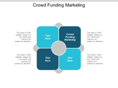 Crowd Funding Marketing Ppt PowerPoint Presentation File Mockup