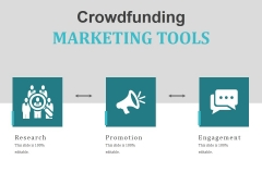 Crowdfunding Marketing Tools Ppt PowerPoint Presentation Outline Guide